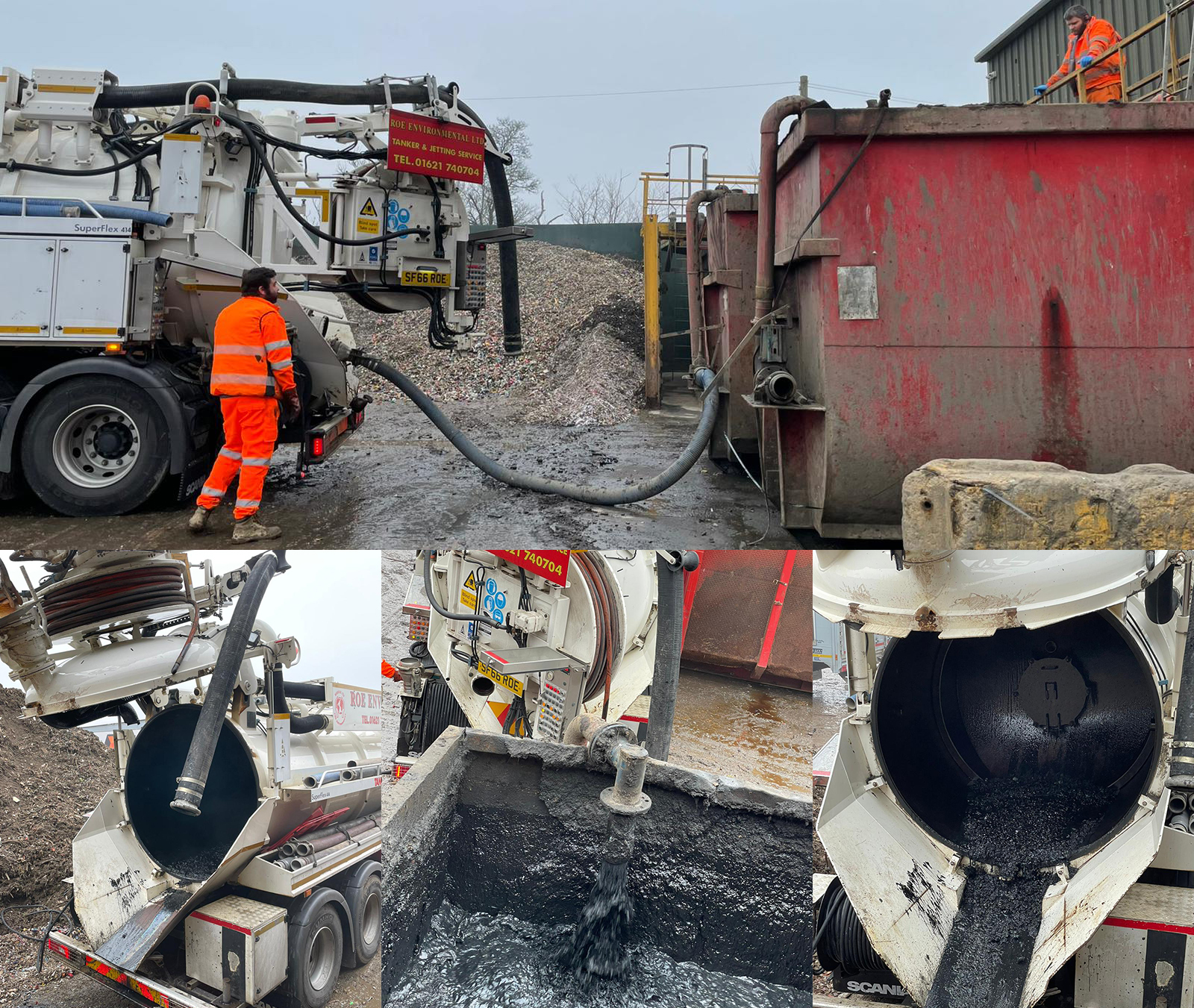 Hazardous Waste Blog - Liquid Waste